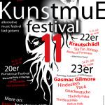 Kunstmue Festival Bad Goisern Flyer 2011 (JPG)