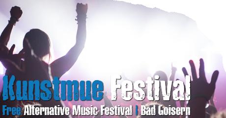 Kunstmue Festival Logo