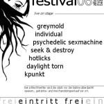 Kunstmue Festival Bad Goisern Flyer 2006 (JPG)