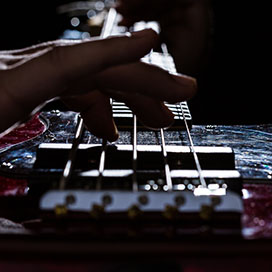 Bass © Maximilian Rosenberger 2013