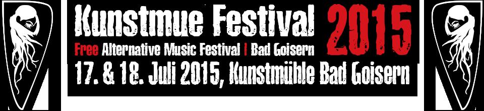 Kunstmue Festival 2015
